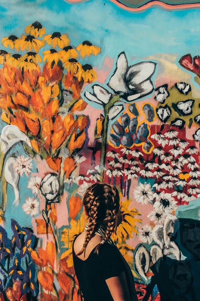 female street artists