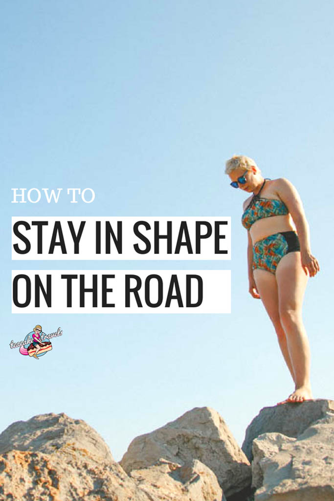 Stay fit while traveling