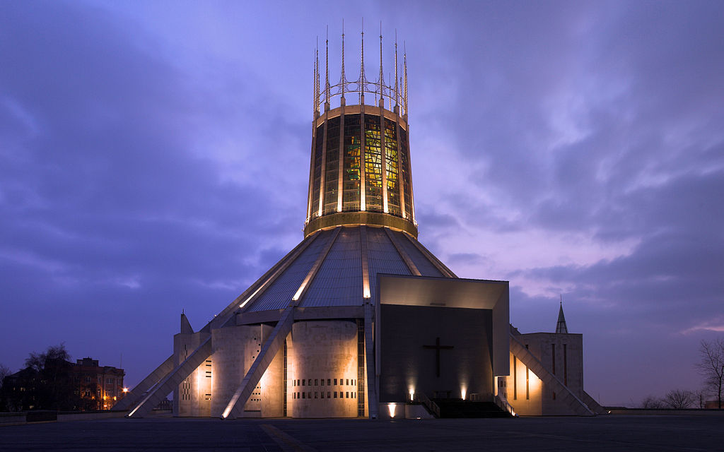 Visit Liverpool to Liverpool Metropolitan Cathedral