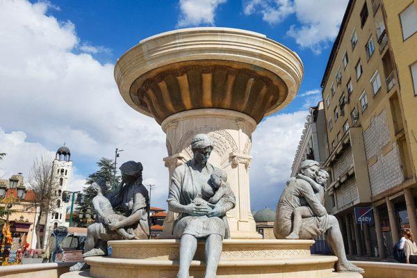 Skopje 2014 project