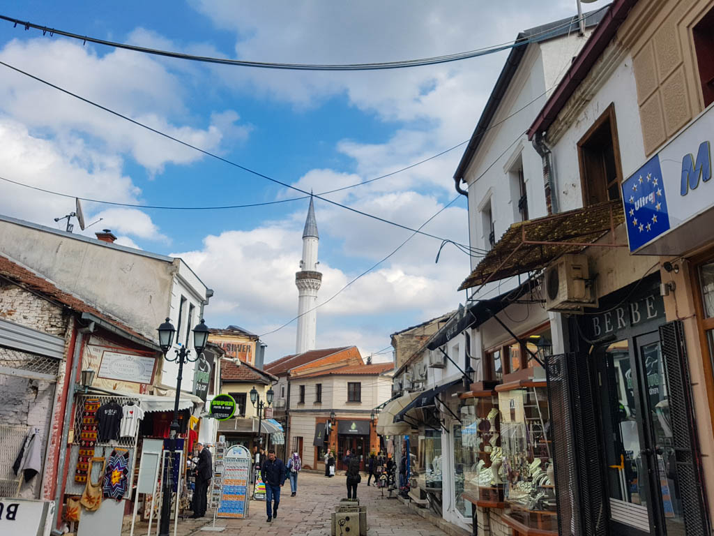 Things to do in Skopje