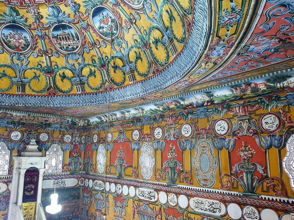 Tetovo Painted Church in Macedonia