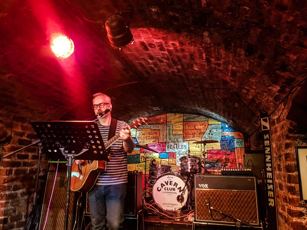 Visit Liverpool to see The Cavern Club in Liverpool