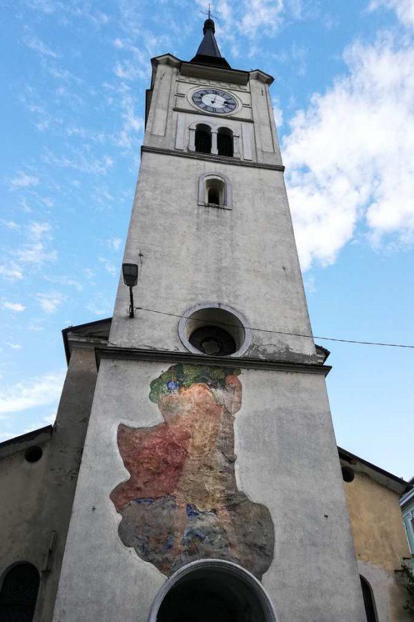 Črnomelj town church Slovenia