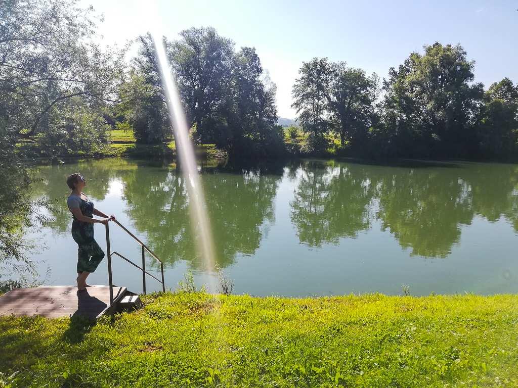 Big Berry River Slovenia