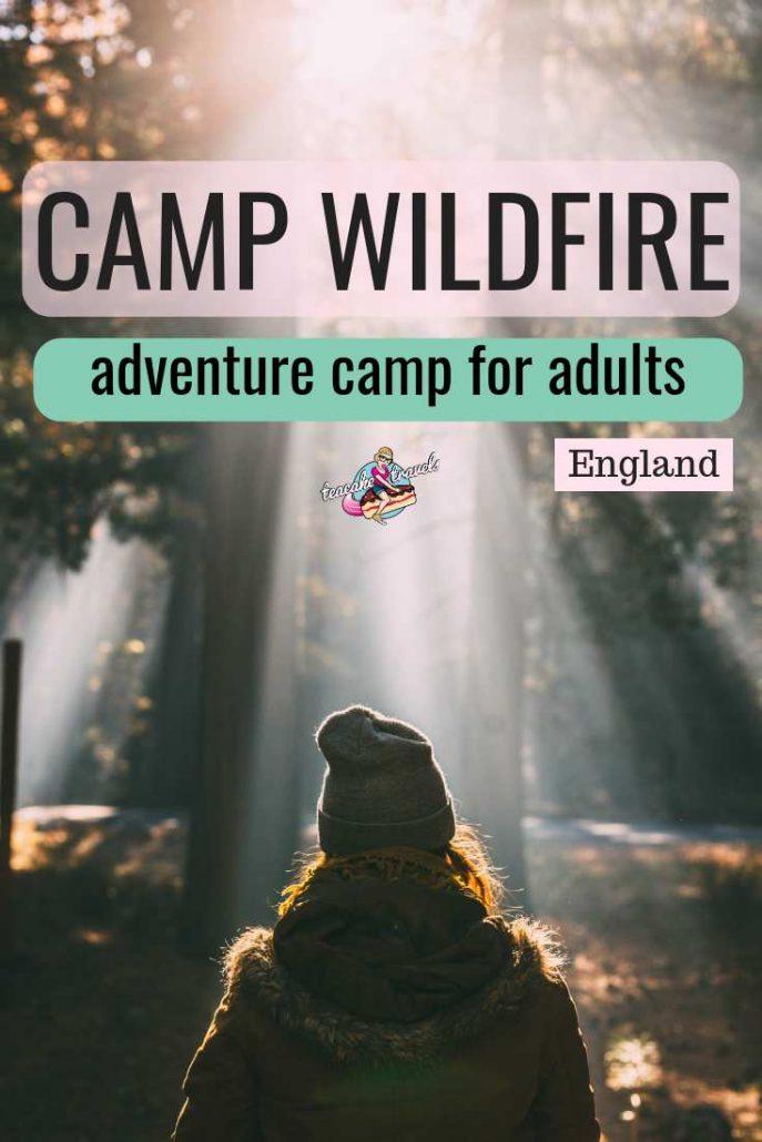 Camp Wildfire Adventure Camp