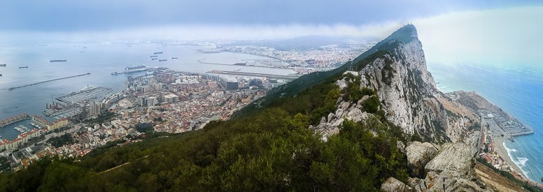 Princess Mediterranean Cruises in Gibraltar