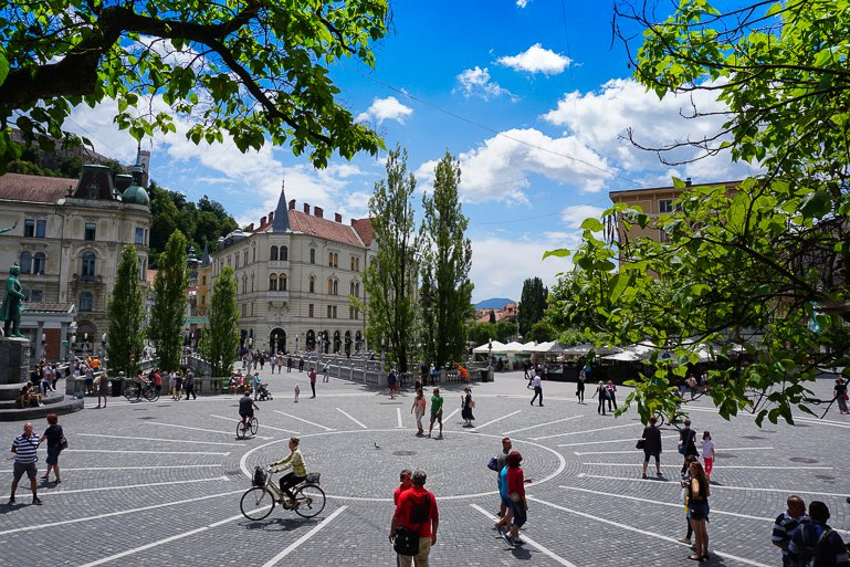 what to see in ljubljana