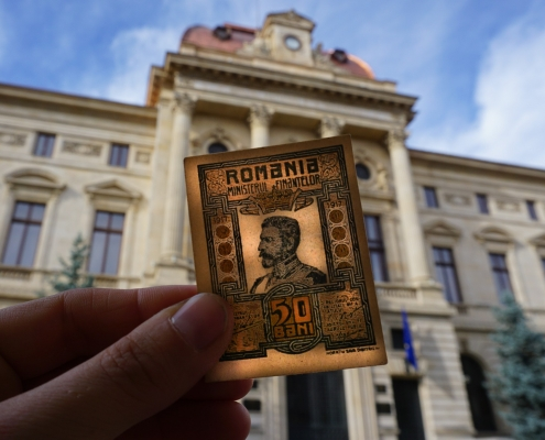 Take a tour of communist Bucharest on your list of things to do in Romania