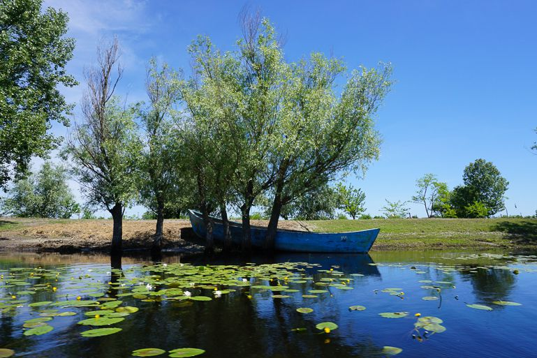 Put the Danube Delta in Romania on your trip to Romania list