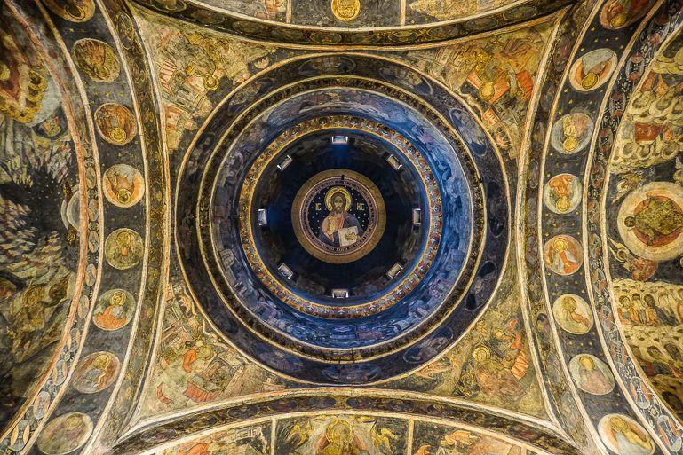 Stavropoleos Monastery Bucharest Romania