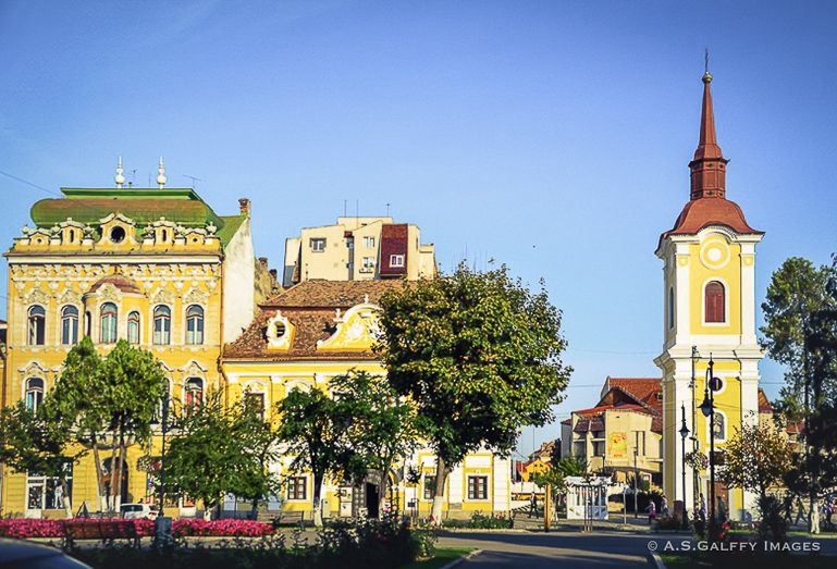 Make Tirgu Mures part of your transylvania tours from Bucharest Romania