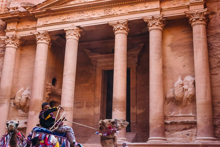 Teach English abroad in Jordan
