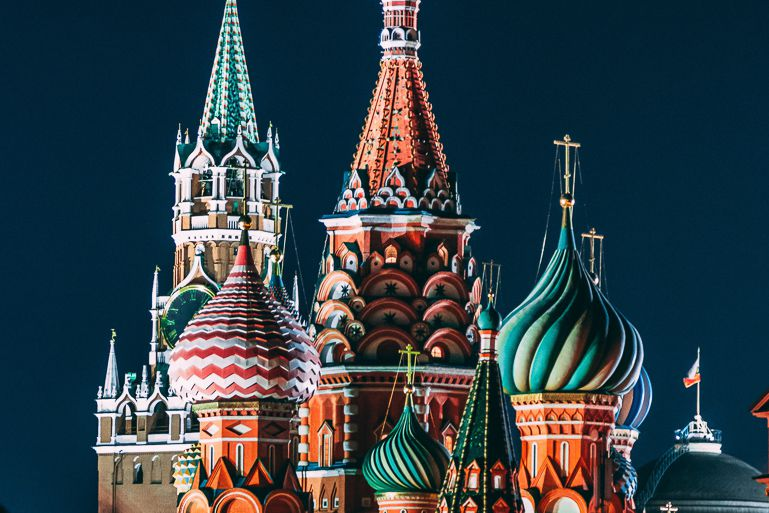 Teach English Without a Degree Abroad in Russia
