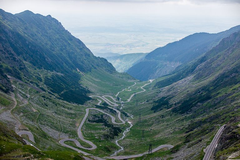 Where to go in Romania? Try the Transfagarasan Highway