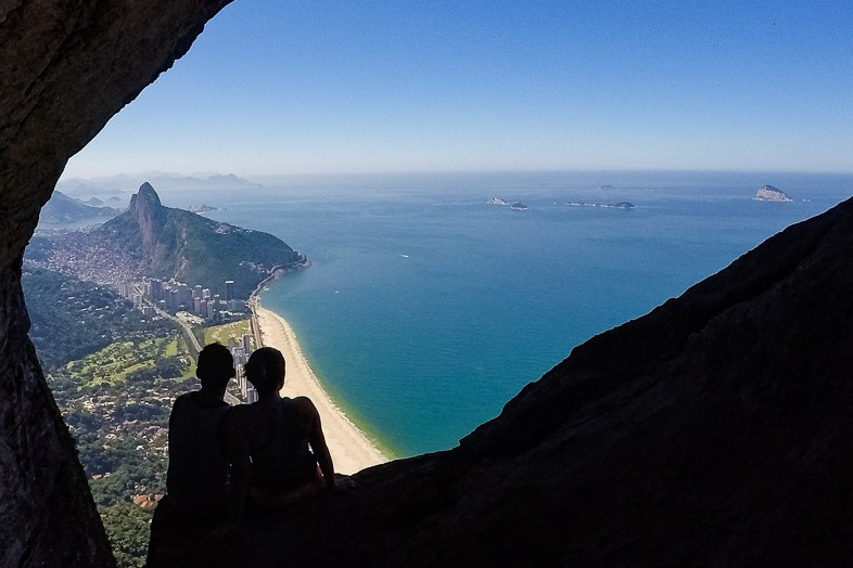 Hiking in Rio