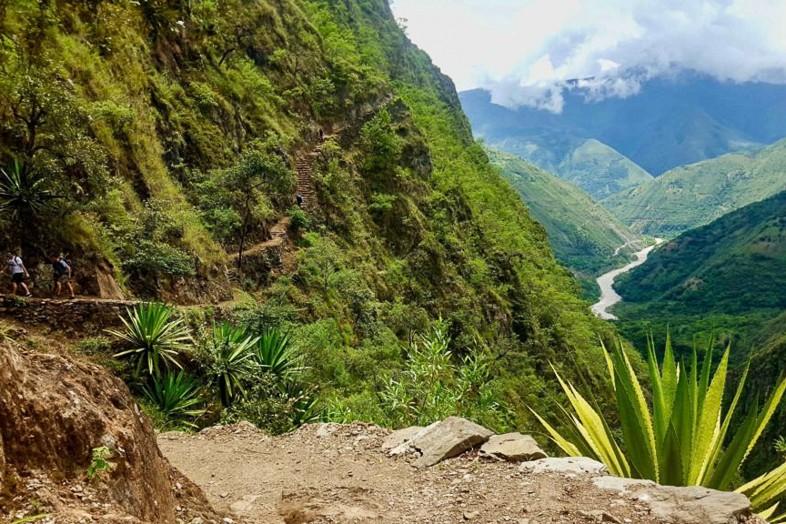 Trekking South America
