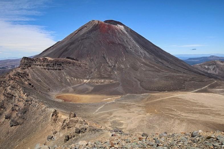 Hiking Tongariro