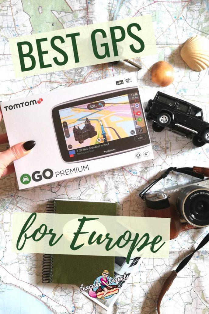 Are you looking for the best GPS for Europe travel? Whether you're going on a full Europe road trip or sticking to one town or country in Europe, you will find the best GPS for you right here! Here are my top 5 GPS devices on the market right now with full comparisons and features. #gps #gpsnavigation #europe #europetravel #europetraveltips #traveltips #cartravel #satnav