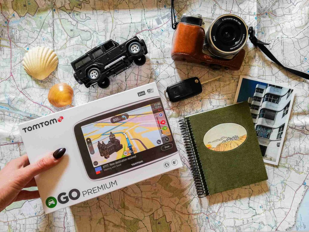 Best GPS for Europe Travel