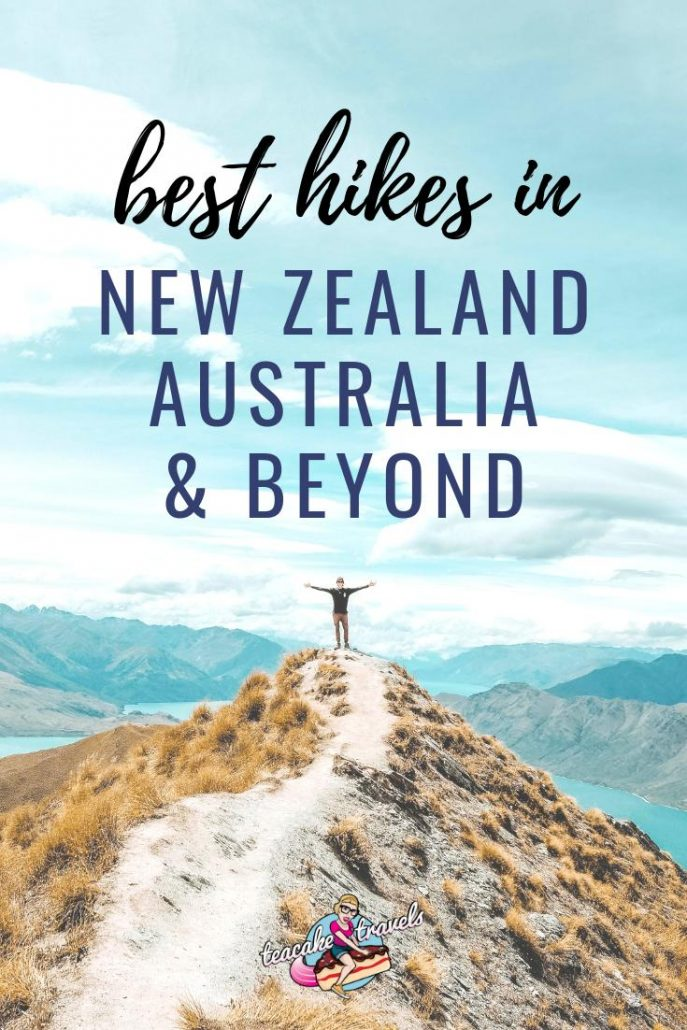 The best hikes in New Zealand, Australia and Beyond in Oceania! 🌏🌏🌏 All these hikes have been tried & tested with essential tips & itinerary breakdowns included for your hiking adventures.. Let's go hiking! #hiking #hikingtrails #hikingtrailsandtraveltips #newzealandtravel #newzealand #australiatravel #oceania #traveltipsforeveryone
