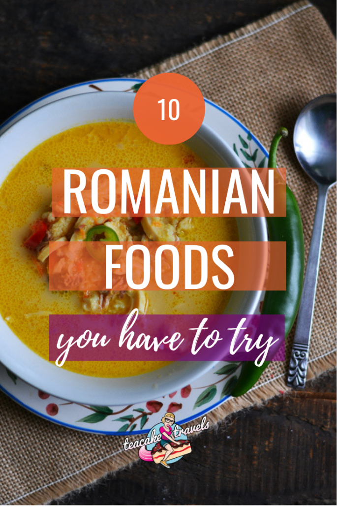 10 delicious Romanian food dishes you have to try! Unfamaliar with Romanian food? This list will help you decide the must-try foods while in Romania!