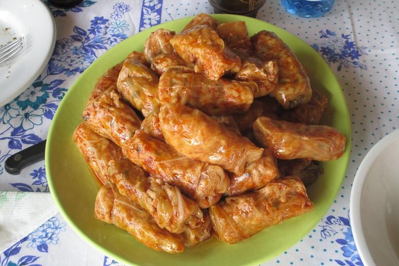 romnian food