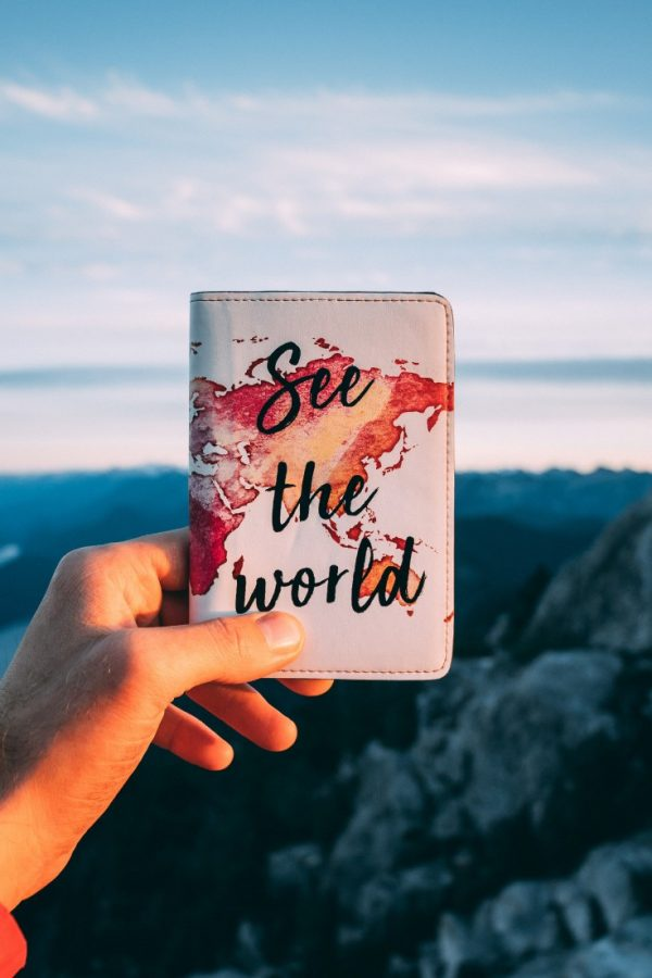See the world with your passport