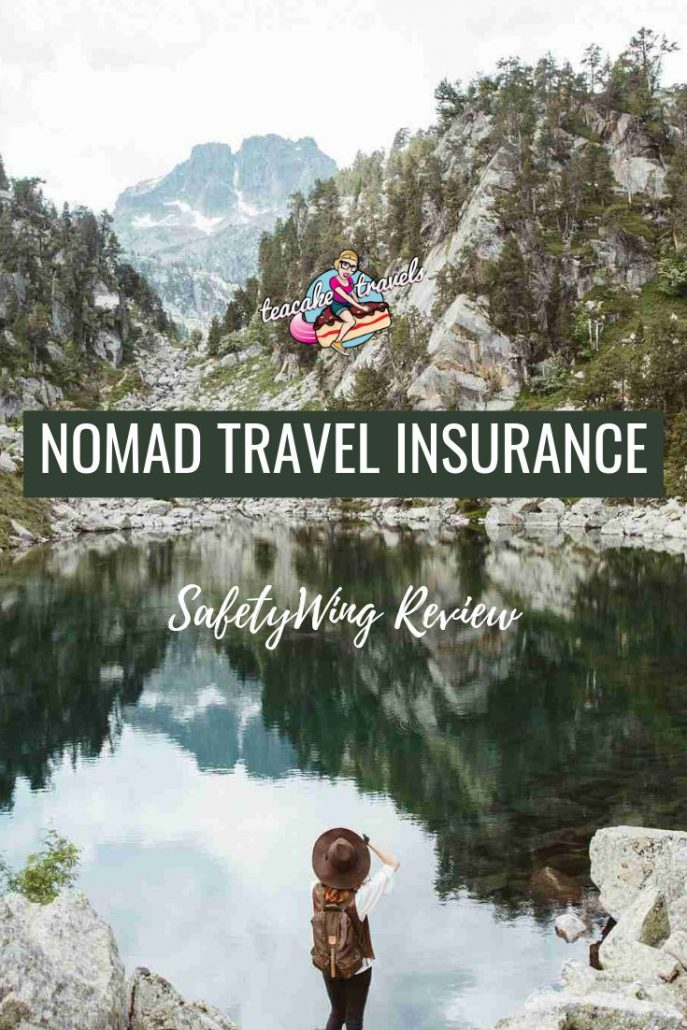 Are you a nomad travelling abroad for travel and work? You need nomad travel insurance! Find out why you need it asap, and who and how to get it with here. #traveltips #travelinsurance #traveladvice #traveladviceandtips #travelbloggerlife #digitalnomad #nomadiclove