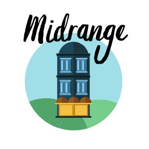 Midrange hotel option
