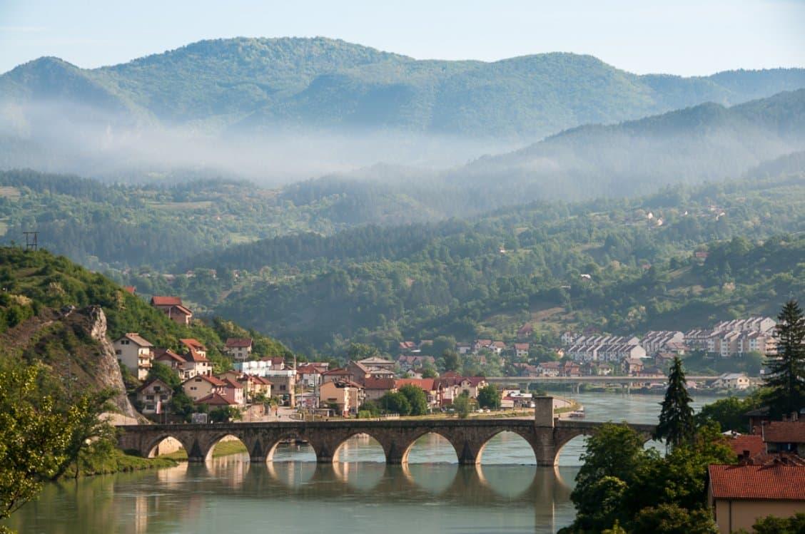 Photo of Die Brücke über die Drina