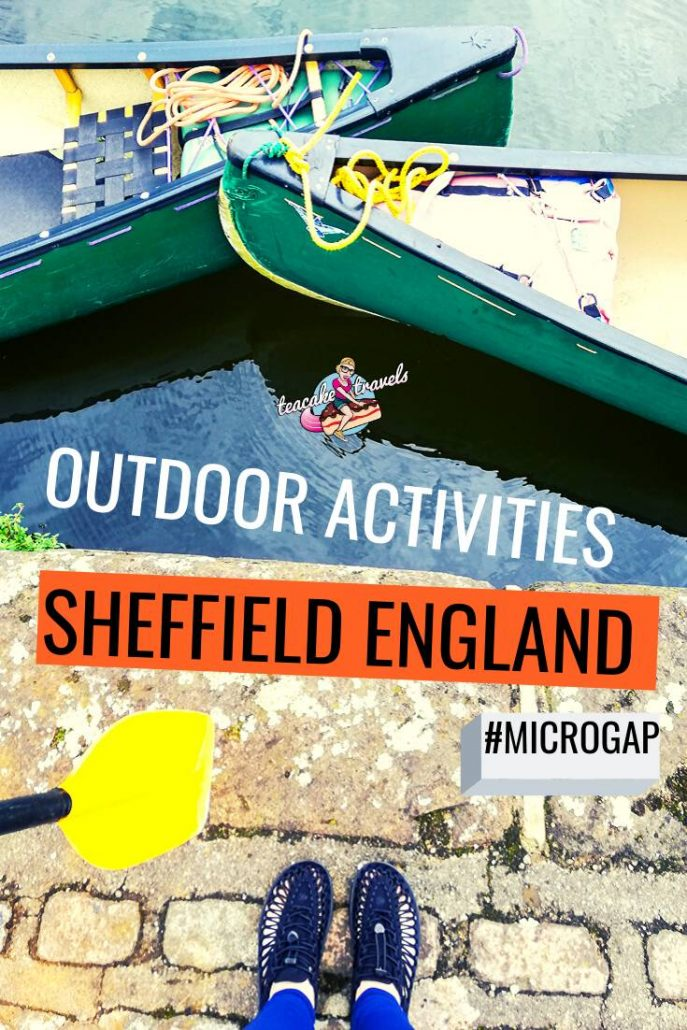 Whether you've just finished school, or you're well into your professional career and just need a blimin' break, you may have the idea of taking an epic gap year for yourself! But hold up. Gap years cost money and time. So why not change the rules a bit and opt for a MICROGAP? I tried outdoor activities Sheffield has to offer in Victoria Quays Sheffield. Click on the pin to find out more! #sheffield #yorkshire #peakdistrict #canoeing #standuppaddleboarding #adventuretravel #englandtravel