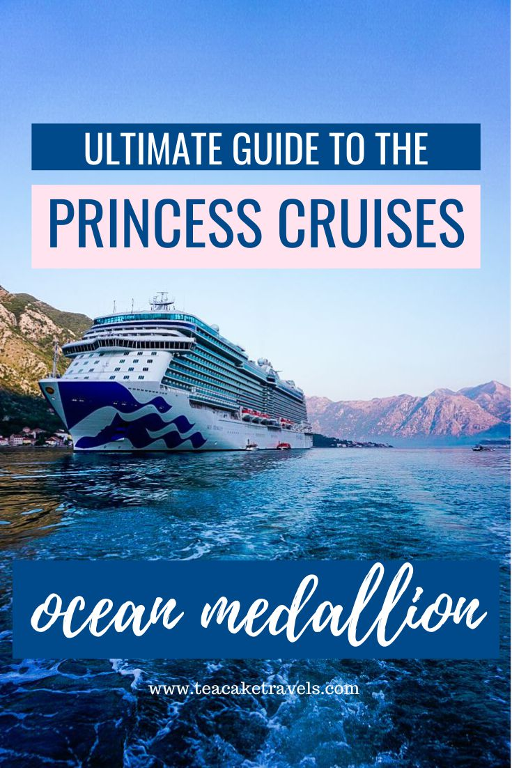 Do you know about Princess Cruises Ocean Medallion Class Experience? What is Ocean Medallion class on Princess Cruises? Which Princess ships have it? How does the ocean Medallion work? Find all answers to the new cruise tech here! #cruise #cruising #cruisetips #cruiseship #skyprincess #princesscruises #princesscruisetips #travelbloggerlife #oceanmedallion