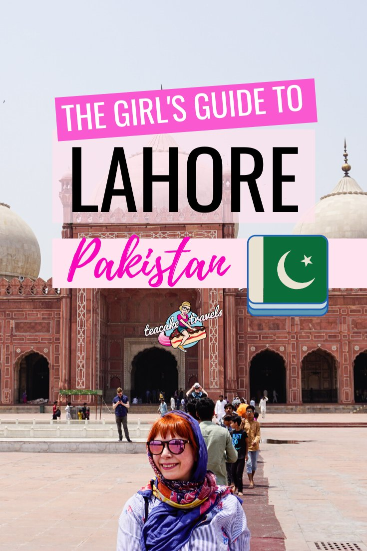 Are you a solo traveler wanting to know about the best places to visit in Lahore Pakistan? Discover the top sights, restaurants, accommodation + food here!