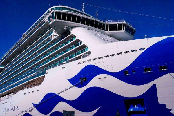 Photo of the Sky Princess Cruise Ship