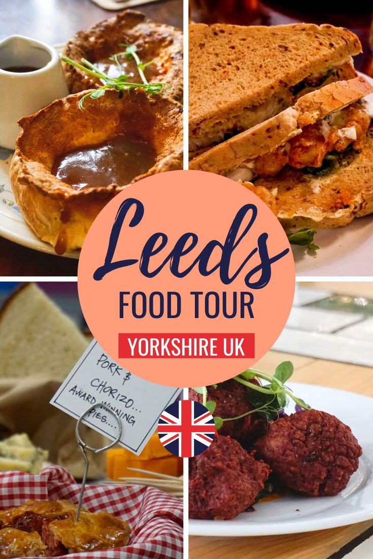 Best Food Spots and Restaurants in Leeds City Centre