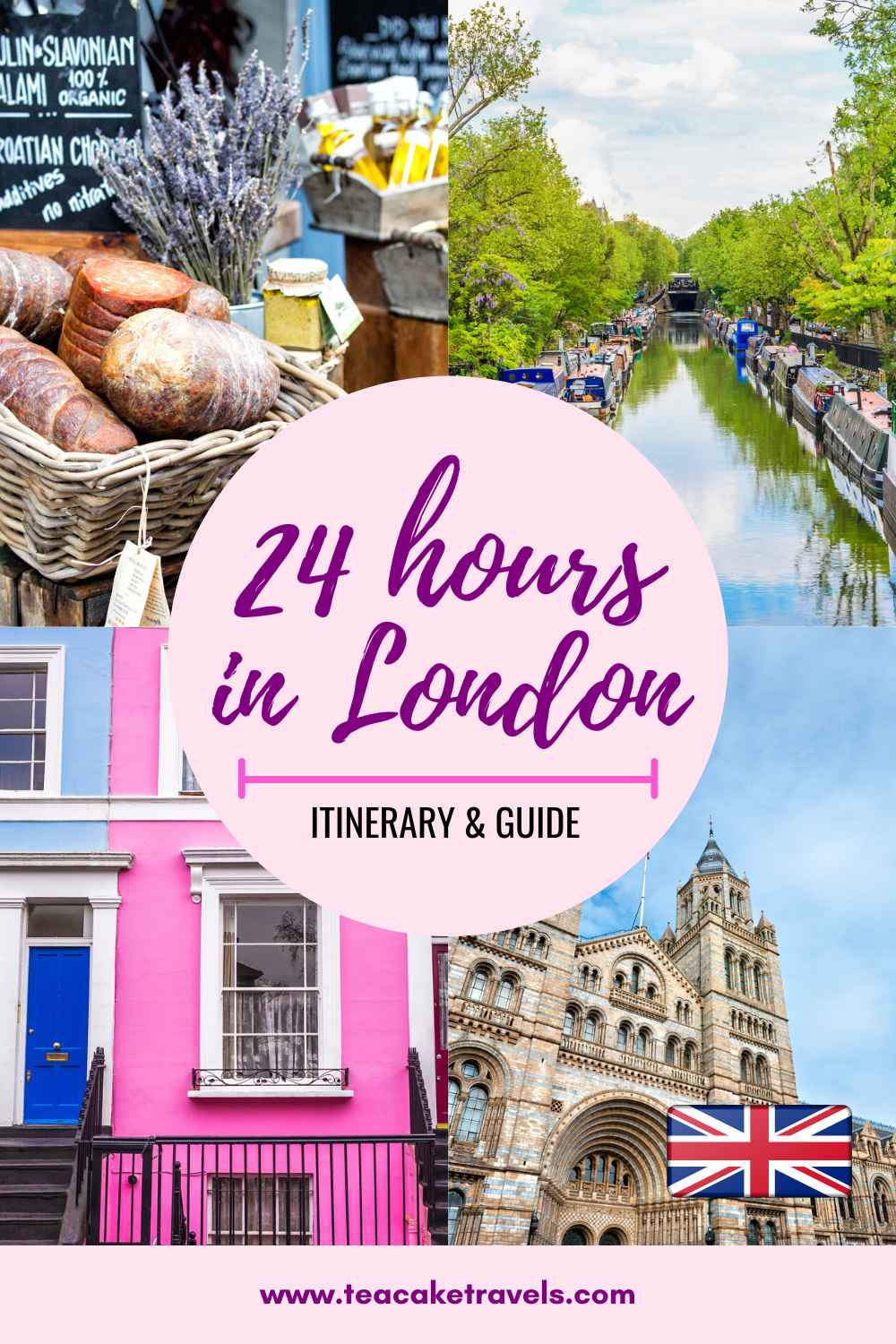 24 hours in London Itinerary and Guide