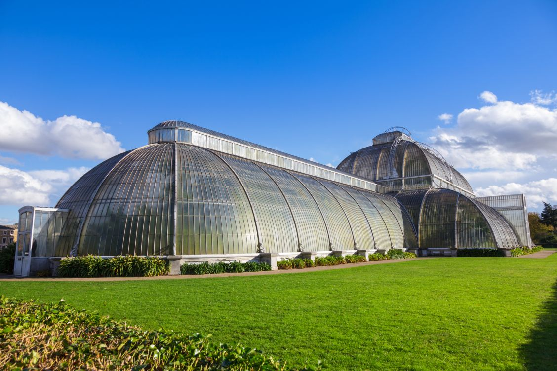 Kew Gardens Palm House is a lovely spot to visit when you have 24 hours in London